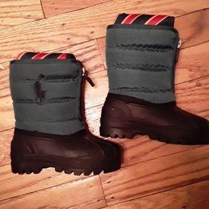 Polo Ralph Lauren boots